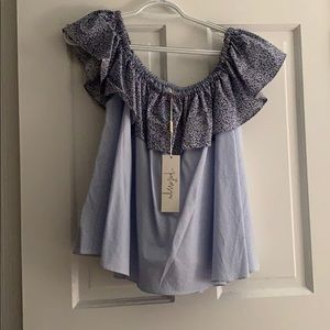 NWT Petersyn Top size XS